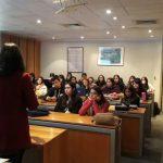 Profesionales del PRM Ayún participaron en análisis de caso en la Universidad de Talca