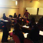 Profesionales del PRM Nehuen participaron en seminario sobre desarrollo socioemocional y apego