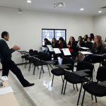 Profesionales de los proyectos de Diagnósticos Ambulatorios se capacitaron en el uso de la cámara Gesell