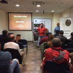 Proyecto Nodo Leña desarrolló taller de plan de secado