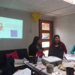 Profesionales del PRM Nehuén realizaron autocapacitación sobre técnicas de intervención con adultos responsables