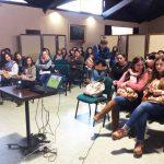 Profesionales del PRM Kümelkan realizaron capacitación sobre abuso sexual infantil