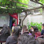 PRM Rayün estrenó obra de teatro y cortometraje
