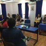 PRM Kümelkan realizó análisis de caso junto a profesionales de Asesorías Clínicas