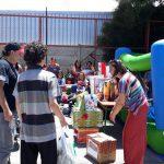 PRM Kümelkan entregó cenas navideñas a familias que son parte del programa