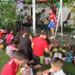 PRM Rayün celebró la Navidad junto a sus niños y niñas