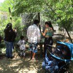 """Usuarios del PIE Linares visitaron el zoológico """"Casa Noé"""""""