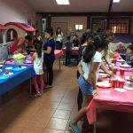 """PRM Kümelkan realizó la segunda edición del """"taller de cocina"""""""