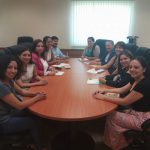 DAM Ekún participó en reunión de coordinación con el Tribunal de Familia de Linares