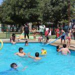 Usuarios del PRM Aýun participaron en una tarde de piscina