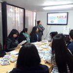 Profesionales del DAM Ekún conocieron programas preventivos de salud mental de Linares