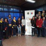 Se realizó jornada de capacitación y extensión al Centro Educativo Integral de Curicó