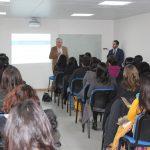 Fundación América por la Infancia impartió taller para profesionales de la Fundación CRATE.