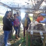 """El proyecto """"En comunidad hacemos frente al cambio climático consolidando prácticas sustentables en torno al agua, al suelo y al bosque"""" realizó taller de fertilización y mejoramiento de suelo"""