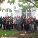 Nueva Fiscal de Curicó visitó dependencias de la Fundación CRATE