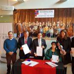 PRM Kumelkan participó en la formación de la orquesta clásica infanto juvenil de la red Sename Maule.