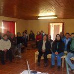 Devolución de Diagnósticos Comunitarios en Llongocura y Deuca-El Manzano.