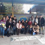 PRM Ayún realiza pasantía y capacitación en Centro Educativo Integral de Curicó, el cual atiende a NNA con Discapacidad Intelectual en la Comuna de Curicó.