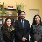 PRM Ayún sostuvo entrevista de retroalimentación con Juzgado de Letras y Garantía de Licantén.