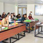 Profesionales de los PRMs Ayün, Kumelkan, Suyai, Nehuen y Feyentún se capacitan en Observación y microanálisis de interacciones diádicas.