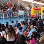 PRM Suyai De San Javier celebra La Navidad junto a sus niños niñas adolescentes y familias